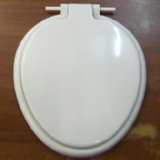 "Celmac Mini 72 12"" School Pan Childs Toilet Seat - 02012111"